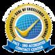 SRO accredited badge